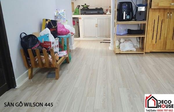 Sàn gỗ công nghiệp Wilson 445