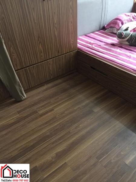 Sàn gỗ công nghiệp Homestar 014