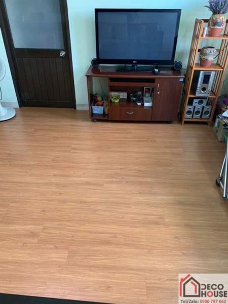 Sàn gỗ công nghiệp Malaysia Robina O111 chất lượng tốt, sử dụng bền bỉ lâu dài