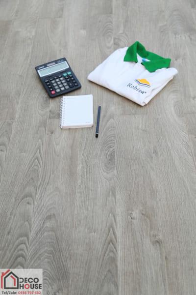 sàn gỗ Robina 8ly O125