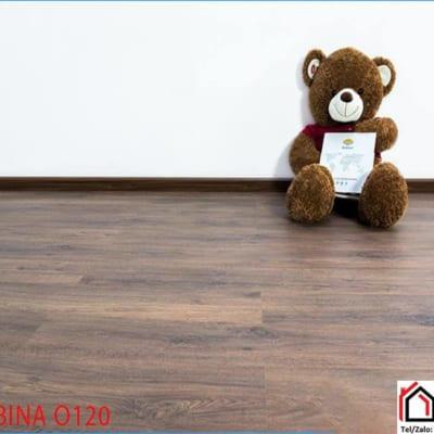 Sàn gỗ Robina 8mm O120