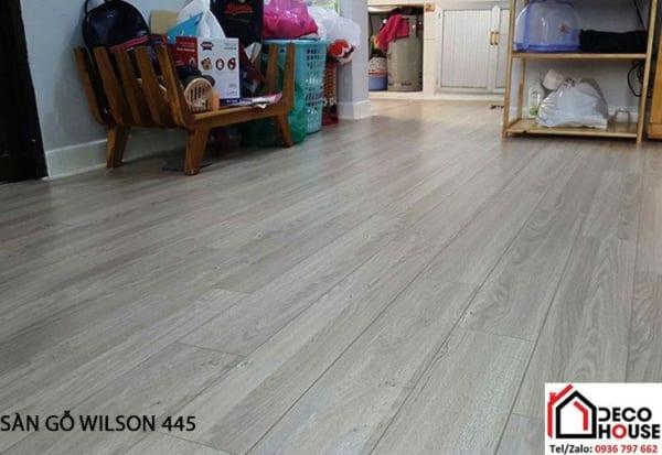 Sàn gỗ Wilson 8mm W445