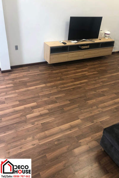 Công trình sàn gỗ Malaysia Robina AC22