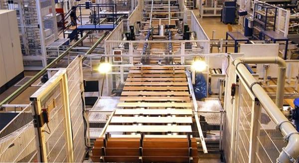 Nhà máy sản xuất gỗ Hornitex