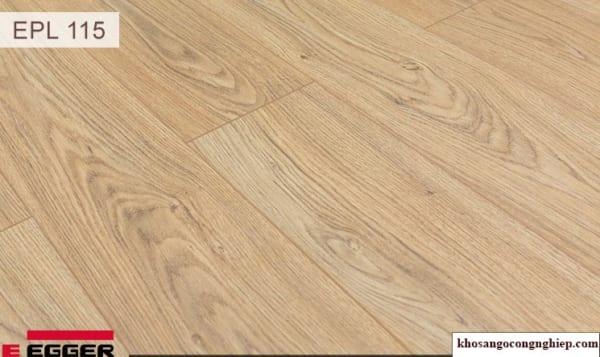Sàn gỗ Egger 10mm 115
