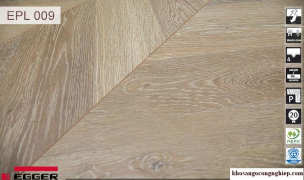 Sàn gỗ Egger xương cá EPL 009