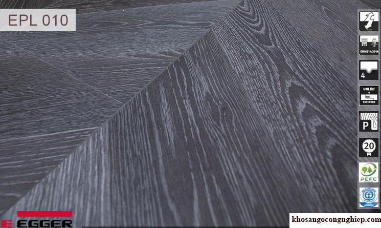 Sàn gỗ Egger EPL 010 xương cá