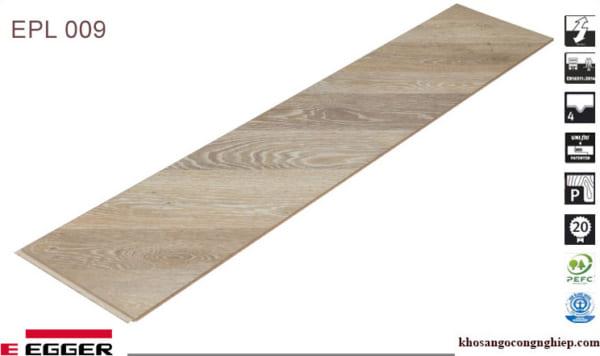 Sàn gỗ xương cá Egger 8mm EPL 009