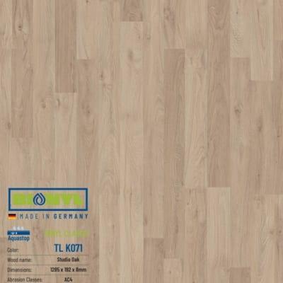 Sàn gỗ Binyl 8mm K071