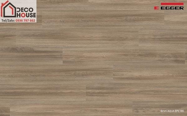 Sàn gỗ chịu nước Egger 8mm EPL 180