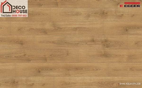 Sàn gỗ chịu nước Egger 8mm EPL 208